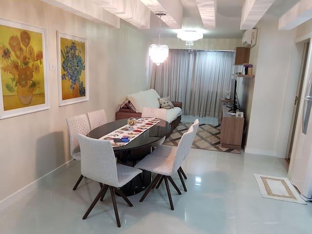 Apartamento novo e muito bem localizado