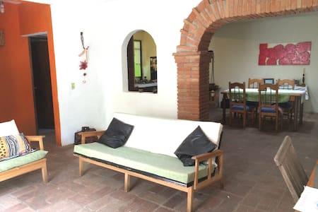 A block from el CASA in San Agustín - San Agustin Etla - Studentrum