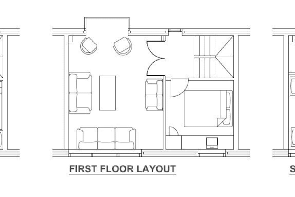 Room and Furniture layout