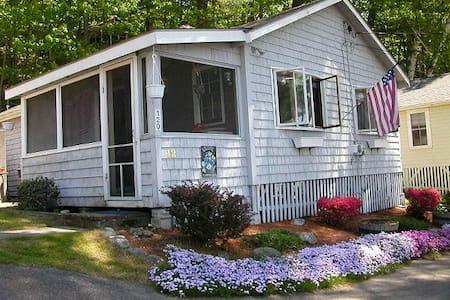 Cozy Newfound Lake Cottage - Bristol - Sommerhus/hytte