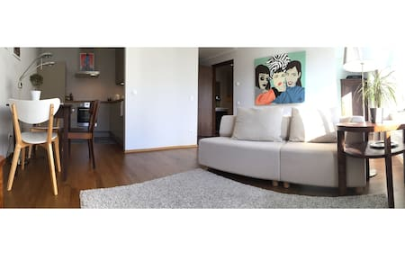 New & clean city home with parking - Talin