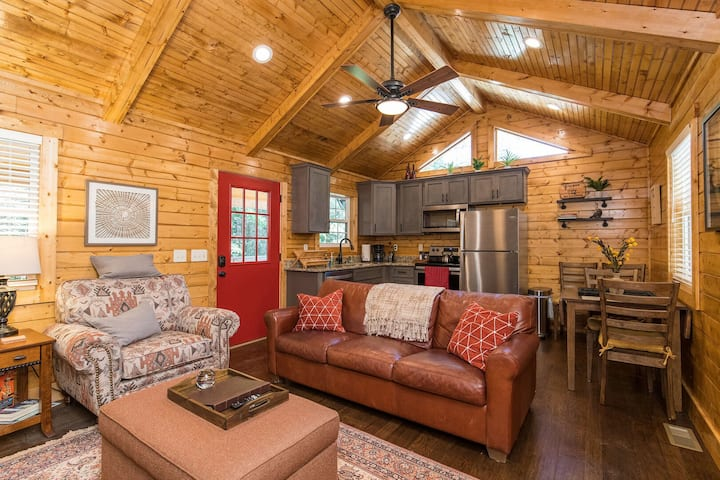 WiFi & Waterfront - Small Family Cabin - Creeksong - Red River Gorge, KY!
