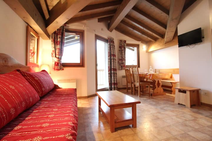 BONB51M - Apartment for 4 persons near the slopes