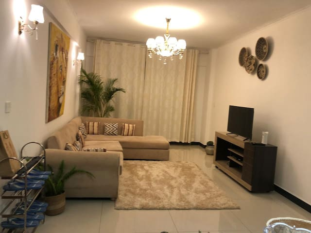 Modern Secure Apartment -3B Furnished-Yahya Centre