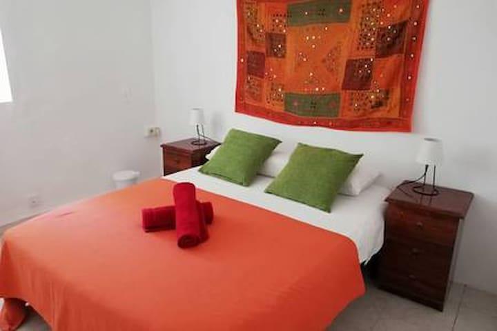 Habitacion  doble 2 en Monachil a 20' de Granada