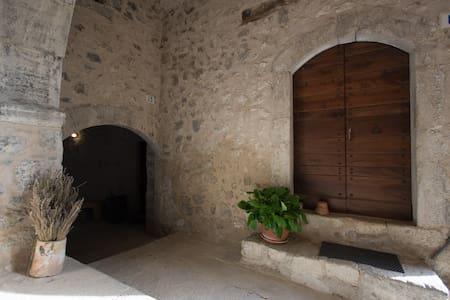 Torre del Cornone: Casa degli Archi - Fontecchio - Wohnung