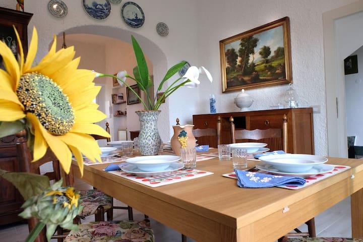 """""""Villa Ariosa"""", elegante e con giardino"""