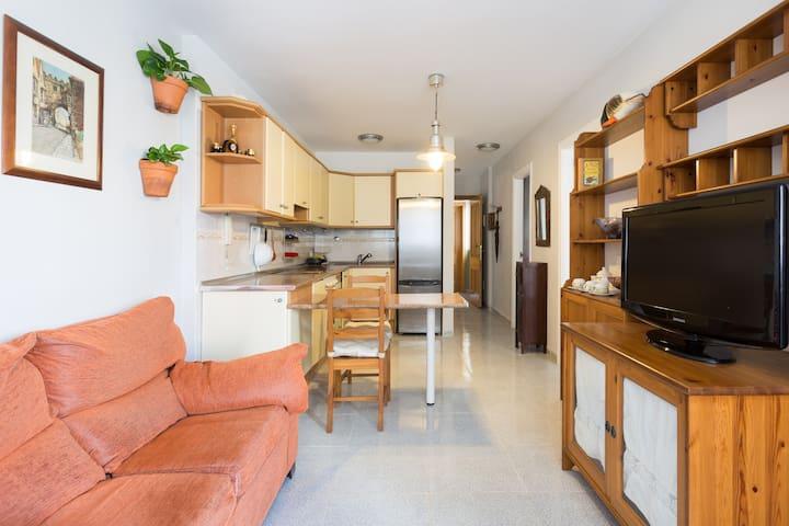 Tenerife sur La Camella piso completo 2 dorm. - 阿羅納 - 公寓