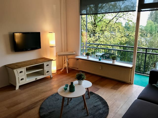 Apartment 15 minutes from Amsterdam - Amstelveen - Departamento