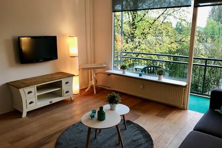 Apartment 15 minutes from Amsterdam - Amstelveen - 아파트