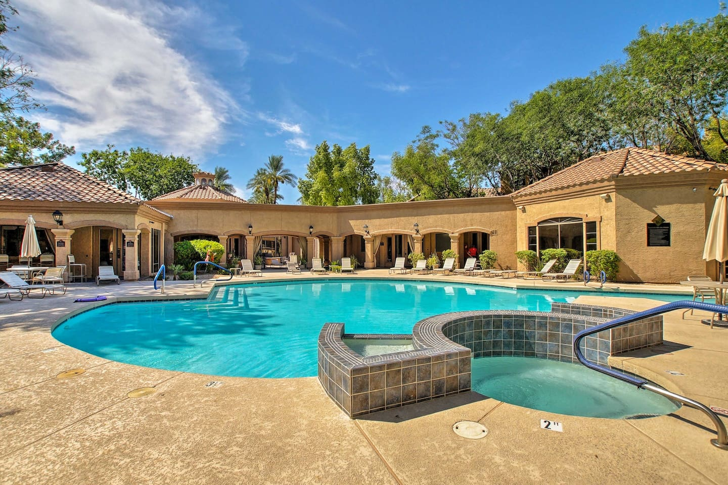 Your worry-free Scottsdale escape awaits at this vacation rental condo!