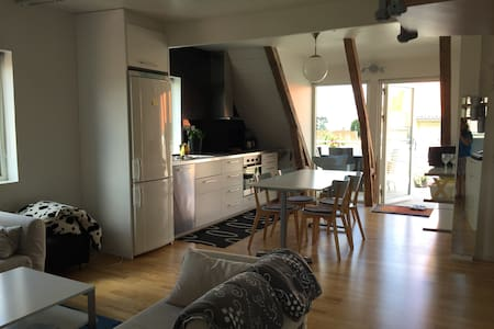 Fräsch lägenhet, centralt Båstad - Båstad - Leilighet