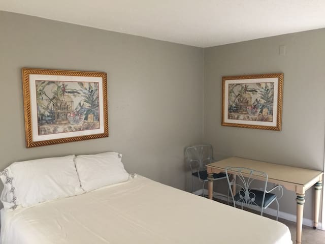 Historic Plant City Motel Room - Plant City - Apartment