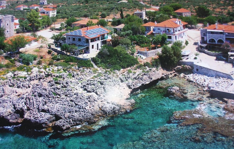 Holiday apartment with 2 bedrooms on 75 m² in Aghios Dimitris/M.
