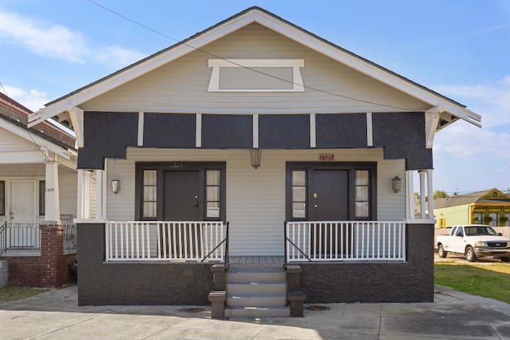 Fabulous Franklin 2BD, steps from St. Claude Ave.