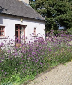 Charming courtyard cottage, south Co Carlow - Mökki