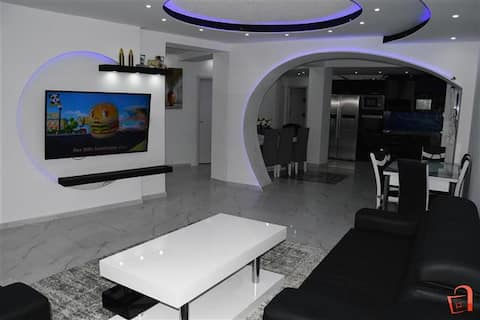 Modern Luxury Apartment in Central Tetovo