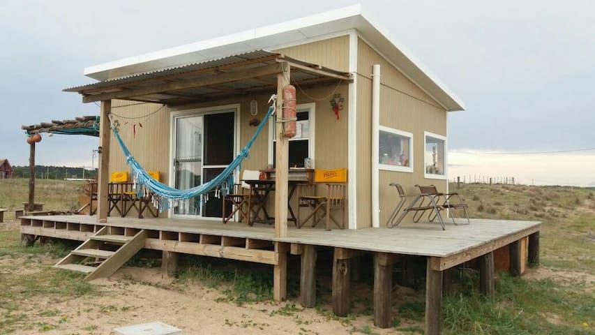 Casa en Punta Rubia a pasos del mar - Punta Rubia - House