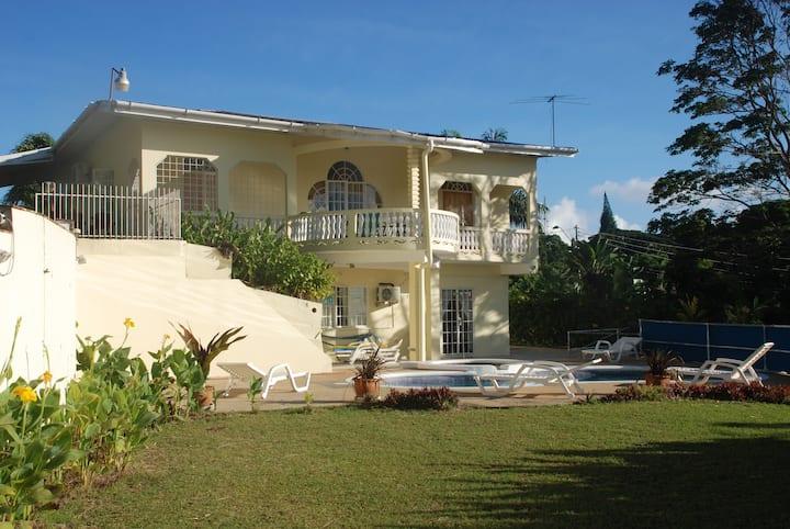 PLANTATIONVIEW Bethal Tobago  W.I