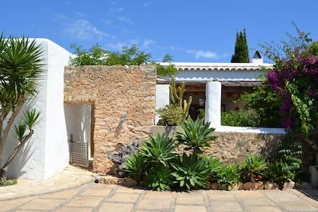 Tipical Ibiza house