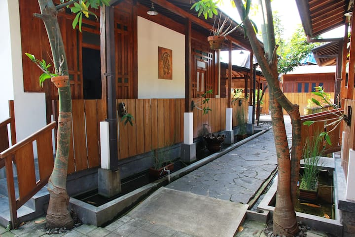 Homestay with a unique concept of Yogyakarta-MJY