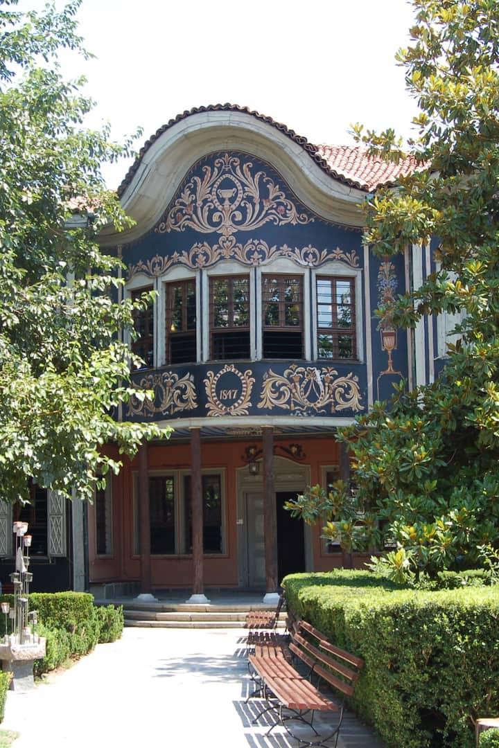 Plovdiv - Ethnographic Museum