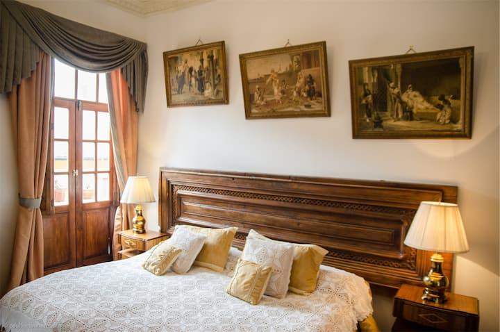 Double Deluxe Room San Marcos
