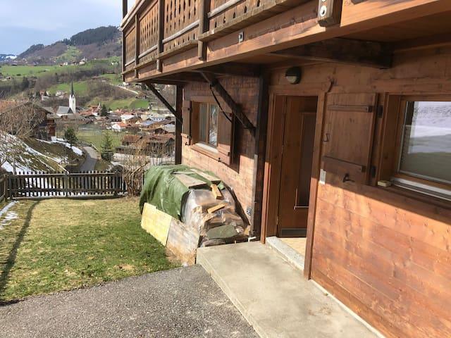3 Zimmer Wohnung nähe Davos/Klosters