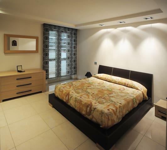camera da letto casa Dalia