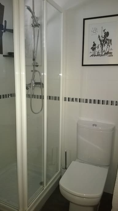 Ensuite Shower to Master Room