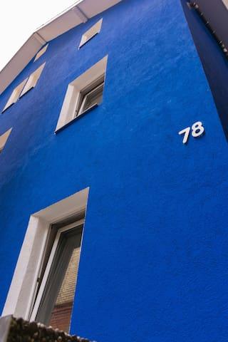 Blaues Haus Stuttgart