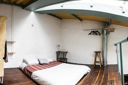Art and relaxation - La Candelaria - Bogotá - Wohnung