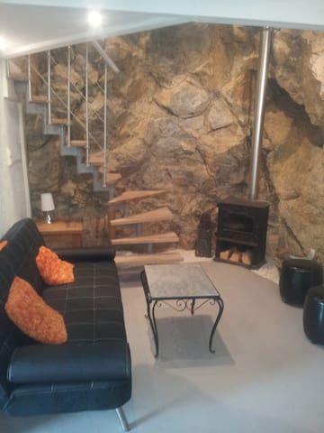 GÎTE DE LA ROCHE CATHARE - Padern - Přírodní / eko chata