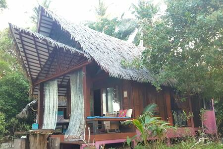Dar's Haven Phayam - Ko Phayam - Huis