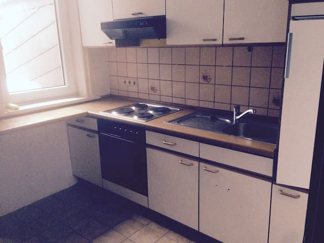 Studio apartment in Clausthal - Clausthal-Zellerfeld - Apartment
