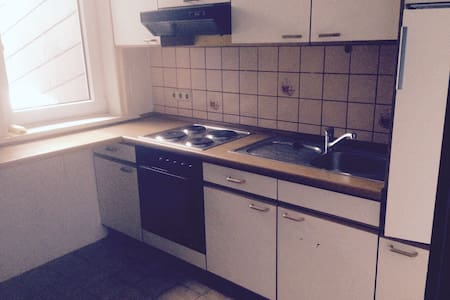 2 rooms apartment in Clausthal - Clausthal-Zellerfeld - Apartmen