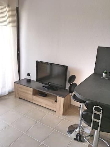 T2 de 35 m² à Gréoux les Bains