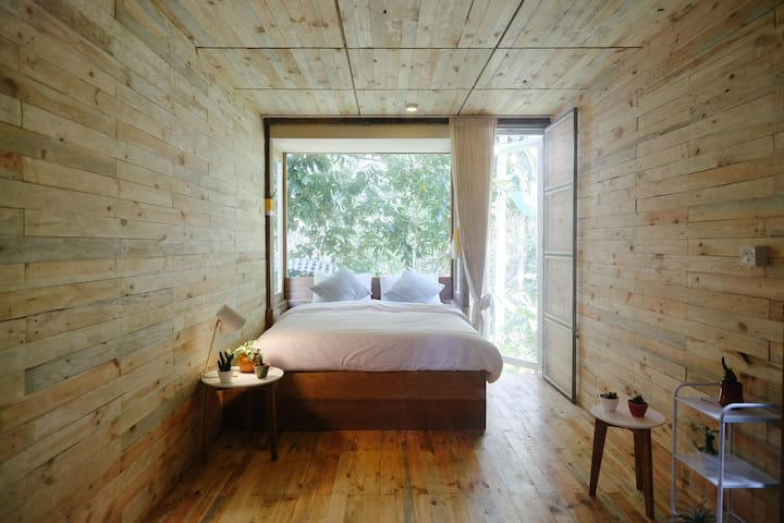 Forest Cabin in Ubud