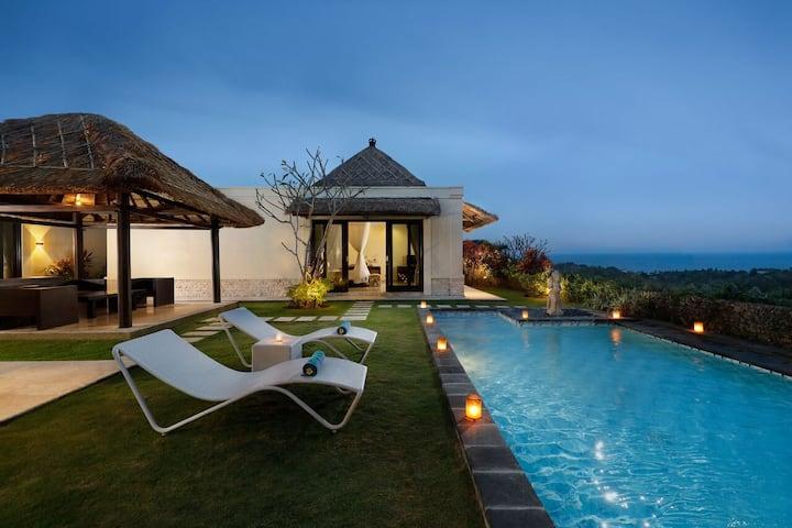 Wonderful Hillstone Villas Resort Bali