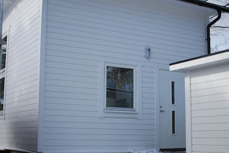 Egen stuga med alla faciliteter - Mölndal - Guesthouse