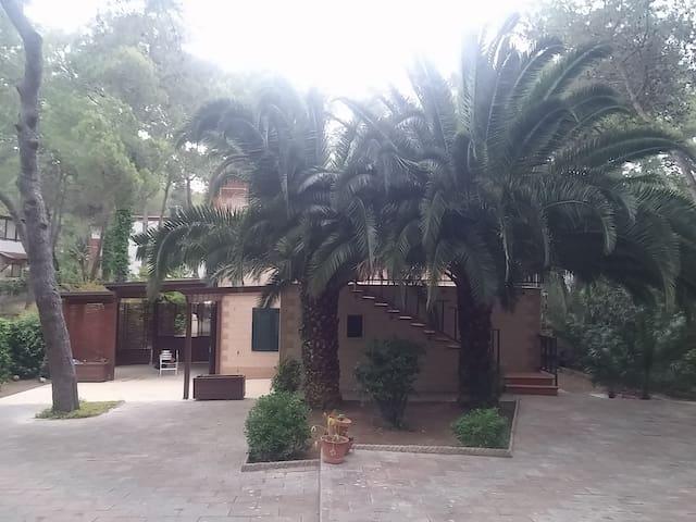 rent villa for the holidays in Castellaneta Marina