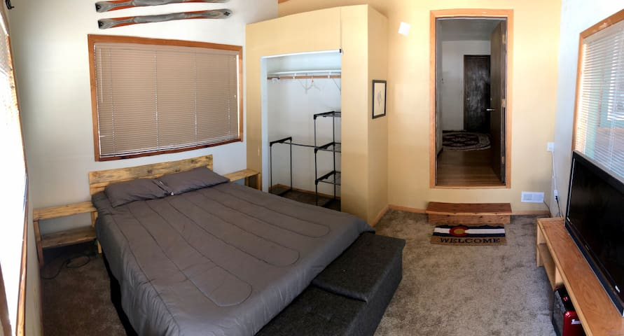 Private Guest Suite in Uptown Pagosa Springs