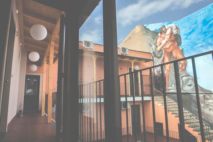 B&B La Scivola Rooms [Letto Matrimoniale]