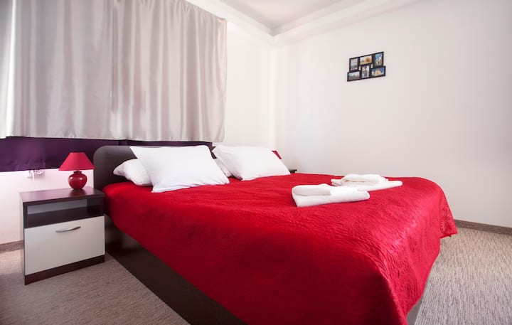 Superior Double Room 13km to Center of Zagreb