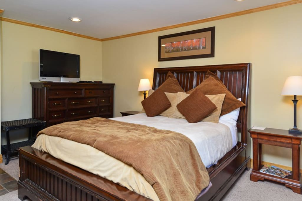 Relax After a Great day on the Slopes or Night on the Town