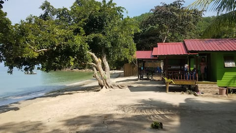 The Haven Beachfront Chalets, Kota Belud