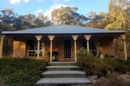 A private escape @ Mt Tully Cottage, Stanthorpe