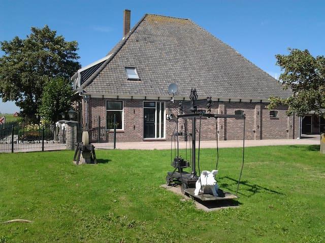 """""""De Lagedijk"""": Westfries genieten! - Schagen - Apartemen"""