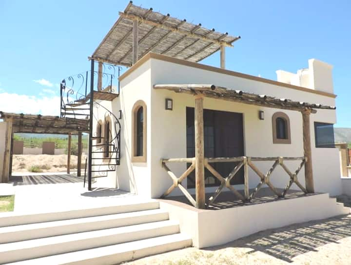 Cute cottage near beach in El Sargento/La Ventana