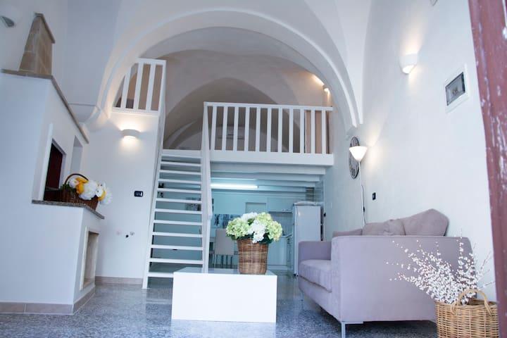 Casa vacanze nel cuore dell' alto salento - carovigno - Apartment